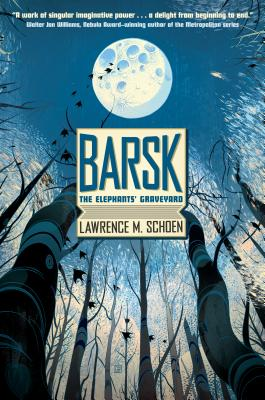 February 5 (Friday) 7 pm -- Quail Ridge Books hosts Lawrence M. Schoen for his new science fiction novel Barsk: The Elephant's Graveyard.
