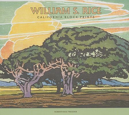 K Nakajima Woodblock Prints William S. Rice: California Block Prints (Hardcover)   Bank of Books