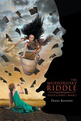 June 7 (Sunday) 2 pm -- Flyleaf Books hosts Darin Kennedy for his paranormal thriller The Mussorgsky Riddle.