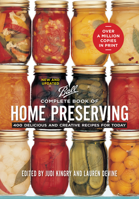 Buy Ball Complete Book of Home Preserving