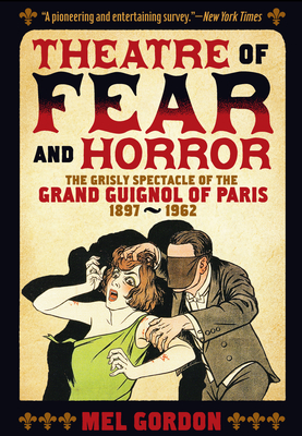 Theatre of Fear & Horror book cover