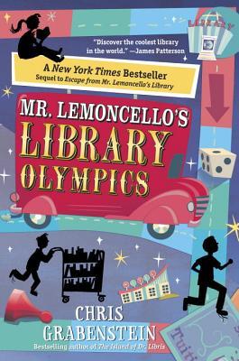 Mr. Lemoncello_s LIbrary Olympics