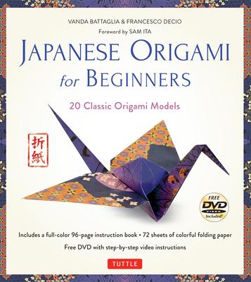 Buy Japanese Origami for Beginners Kit: 20 Classic Origami Models