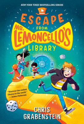 Escape from Mr. Lemoncello_s Library