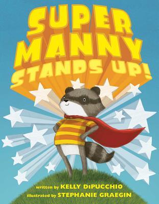 Super Manny Stands Up