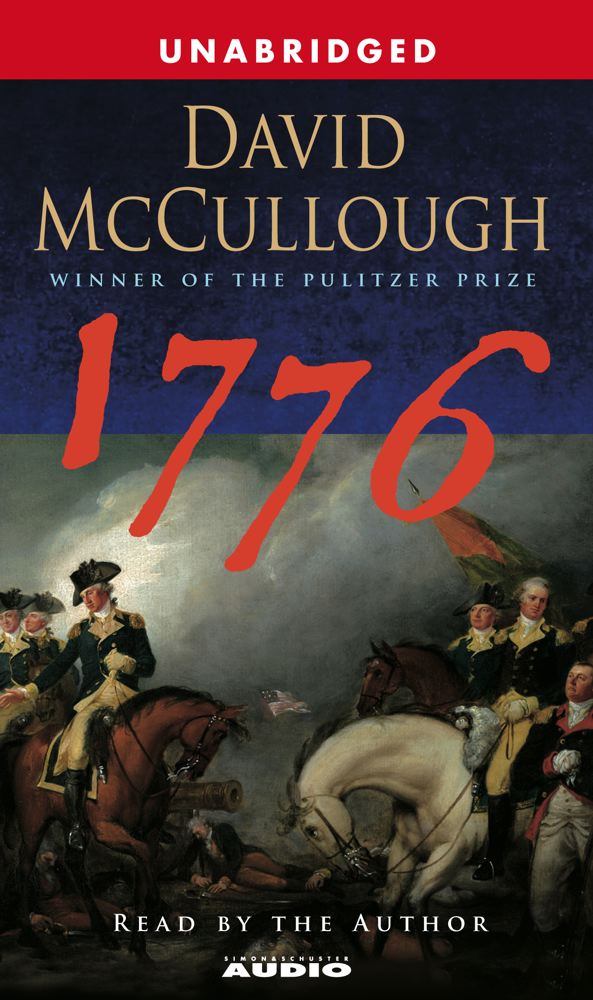 david mccullough essays Essays for 1776 1776 essays are academic essays for citation these papers were written primarily by students and provide critical analysis of 1776 by david mccullough.