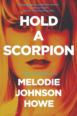 Hold a Scorpion Book Cover