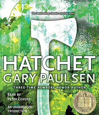 the story of brian robeson in gary paulsens hatchet Questions and summary for hatchet by gary  but the story is about more than just  by gary paulsen before discussing any hatchet questions: brian robeson,.