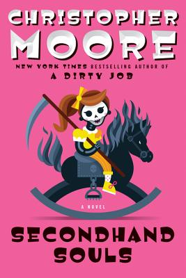 "September 5 (Sat) 7 pm -- Quail Ridge Books hosts Christopher Moore for ""Secondhand Souls"" the delightfully weird and funny sequel to the New York Times bestseller ""A Dirty Job""."