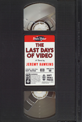"March 18 (Wednesday) 7 pm -- Quail Ridge Books hosts Jeremy Hawkins for the his ""loosely"" Chapel Hill/Carrboro set novel The Last Days of Video."