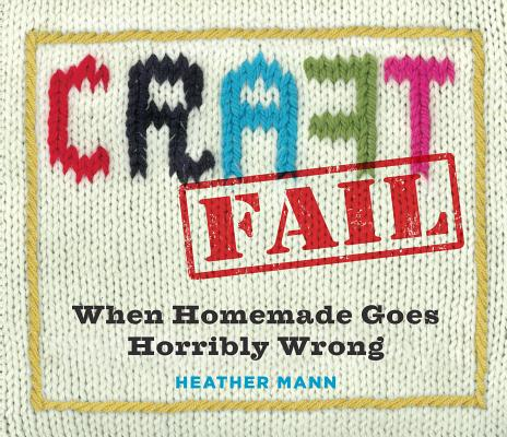 CraftFail Book Giveaway via twelveOeightblog.com