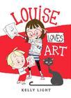 Louise Loves Art cover