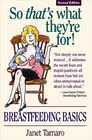 Janet Tamaro Breastfeeding book
