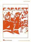 Cabaret Vocal Score