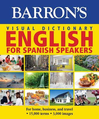 Cover for Visual Dictionary