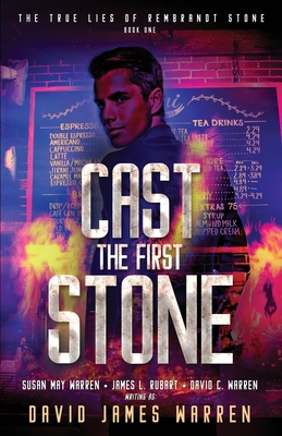 Cast the First Stone: A Time Travel Thriller Cover Image