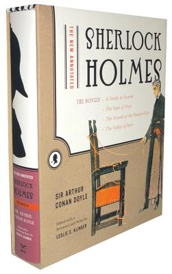The New Annotated Sherlock Holmes, Volume 3 Cover
