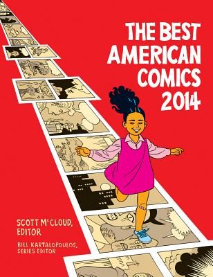 The Best American Comics 2014 (The Best American Series ®) Cover Image