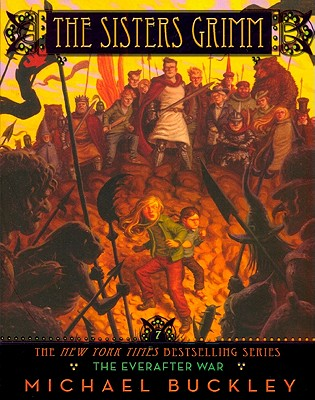 The Everafter War (Sisters Grimm #7) Cover Image
