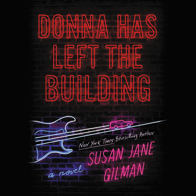 Donna Has Left the Building Lib/E Cover Image