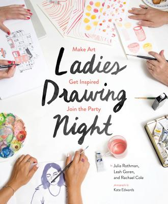 Ladies Drawing Night Cover