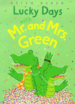 Lucky Days with Mr. and Mrs. Green Cover