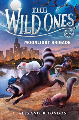 The Wild Ones: Moonlight Brigade Cover Image
