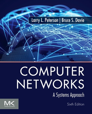 Computer Networks: A Systems Approach Cover Image
