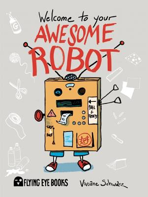 Welcome to Your Awesome Robot Cover Image