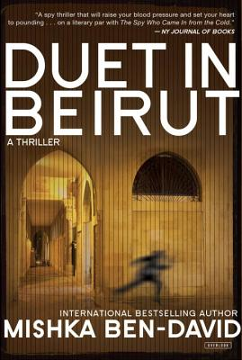 Duet in Beirut: A Thriller Cover Image