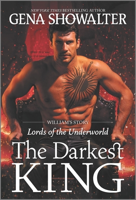 The Darkest King: William's Story (Lords of the Underworld #15) Cover Image
