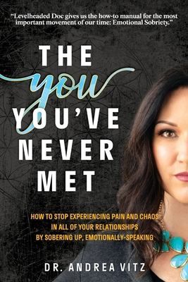 The You You've Never Met: How to Stop Experiencing Pain and Chaos in All of Your Relationships by Sobering Up, Emotionally-Speaking Cover Image
