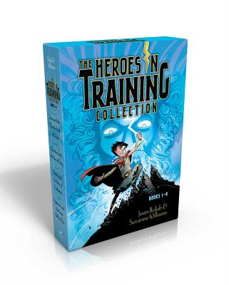 Cover for The Heroes in Training Collection Books 1-4