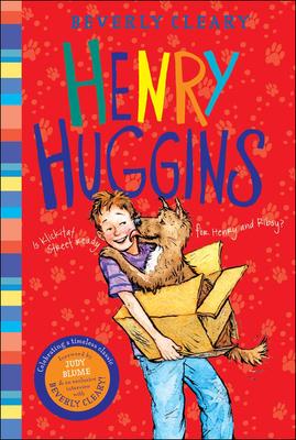 Henry Huggins Cover