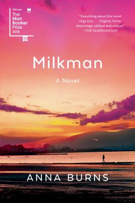 Milkman: A Novel Cover Image