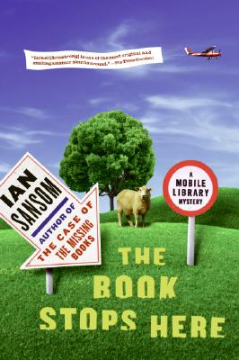 The Book Stops Here Cover