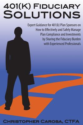 Cover for 401(k) Fiduciary Solutions
