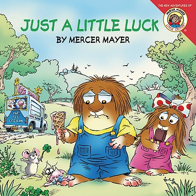 Just a Little Luck Cover Image