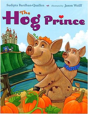 The Hog Prince Cover