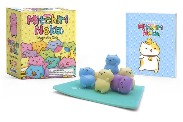 Mitchiri Neko: Magnetic Cats (RP Minis) Cover Image