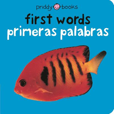 Bilingual Bright Baby First Words: Primeras palabras Cover Image