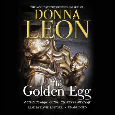 The Golden Egg (Commissario Guido Brunetti Mysteries (Audio) #22) Cover Image