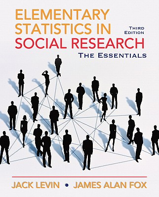 Elementary Statistics in Social Research: Essentials Cover Image