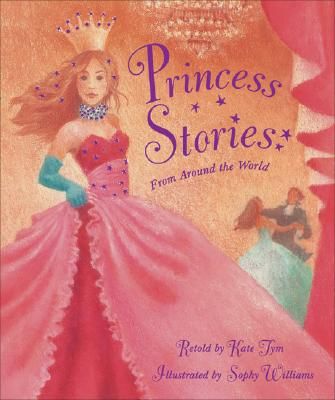 Cover for Princess Stories from Around the World