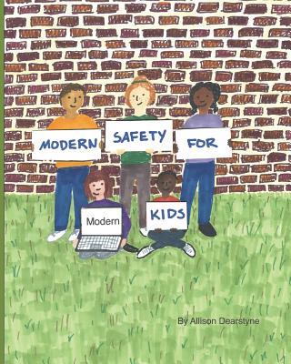 Modern Safety for Modern Kids Cover Image