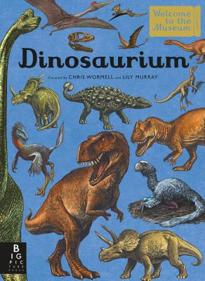 Dinosaurium: Welcome to the Museum Cover Image