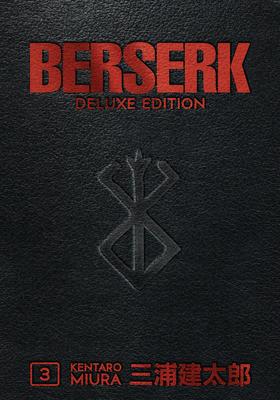 Berserk Deluxe Volume 3 Cover Image