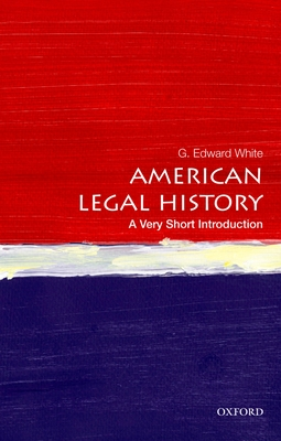 American Legal History Cover Image