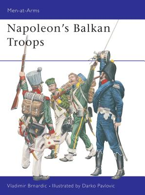 Napoleon's Balkan Troops Cover