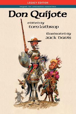 Don Quijote: Legacy Edition (Cervantes) (Cervantes & Co. #1) Cover Image